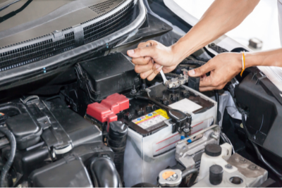 Services Battery replacement