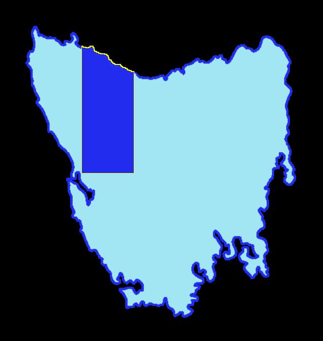 Burnie service areas